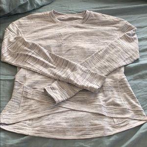 Lululemon size XL long sleeve shirt